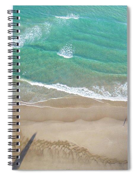 Byron Beach Life Spiral Notebook