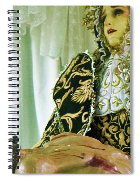 C28 Spiral Notebook