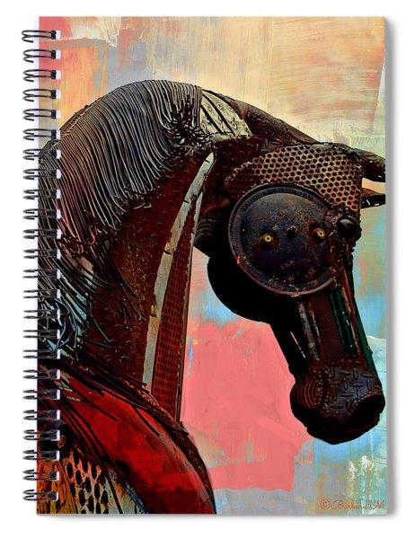 Caballo Spiral Notebook