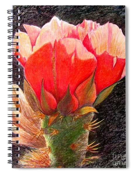 Cactus Cutie Spiral Notebook