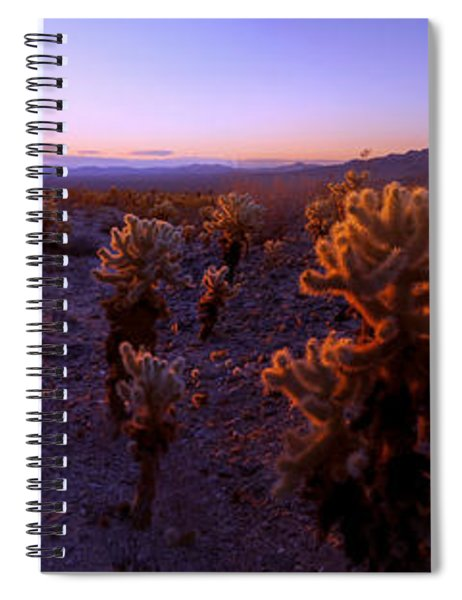 Prickly Spiral Notebook