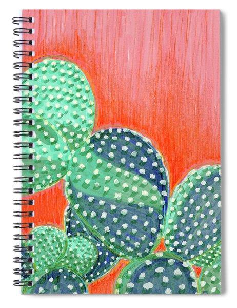 Cactus I // Spiral Notebook