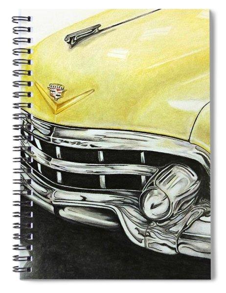 Caddy Spiral Notebook