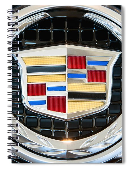 Cadillac Quality Spiral Notebook