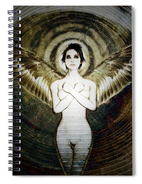 Caelestis Spiral Notebook