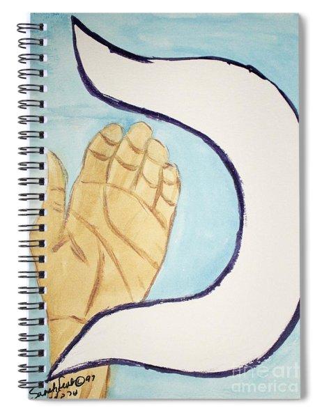 Caf Palm Spiral Notebook