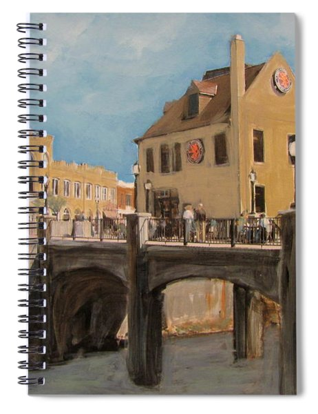 Cafe Hollander 1 Spiral Notebook
