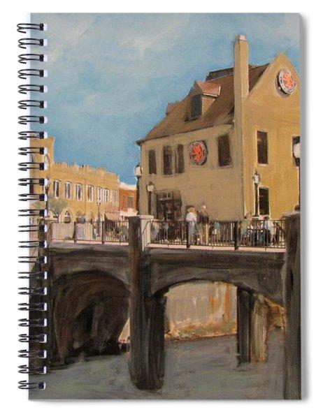 Cafe Hollander 1 Spiral Notebook