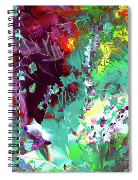 Cajun River Wild Spiral Notebook