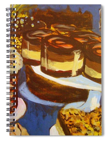Cake Case Spiral Notebook