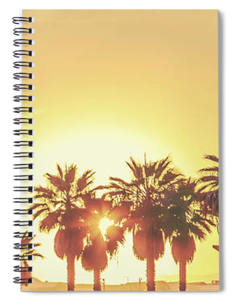 Cali Vibes Spiral Notebook