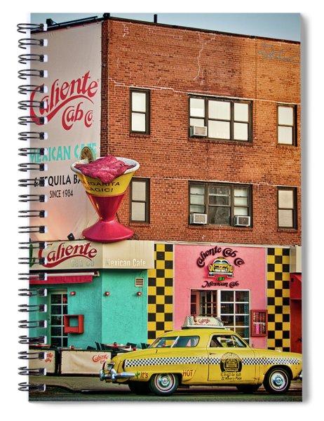 Caliente Cab Spiral Notebook