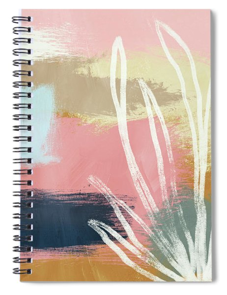 California Abstract- Art By Linda Woods Spiral Notebook