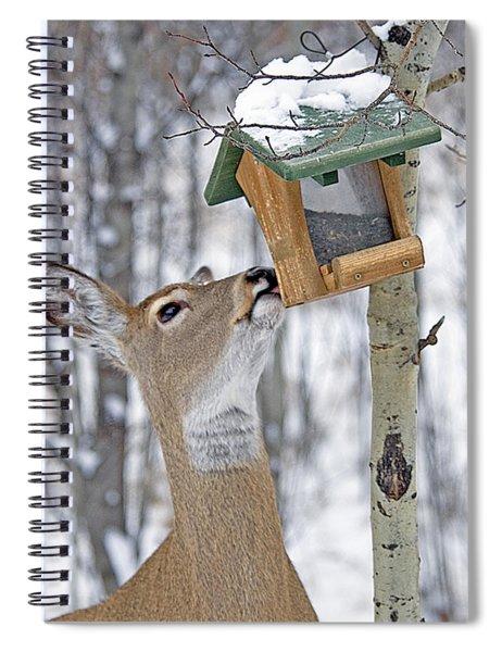 Call Me Tweety Spiral Notebook
