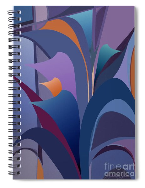 Calla Collection Spiral Notebook