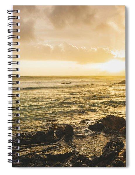 Calm After The Storm Spiral Notebook