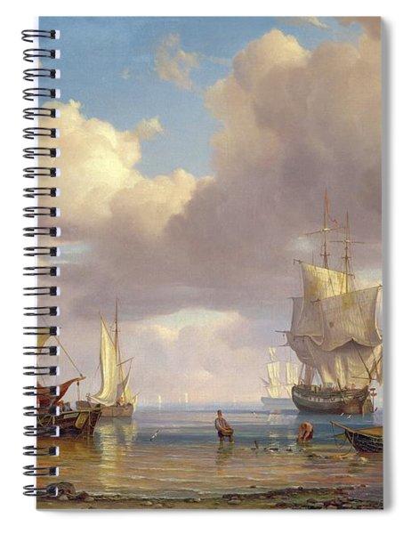 Calm Sea Spiral Notebook