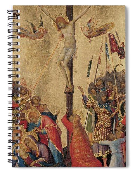 Calvary Spiral Notebook