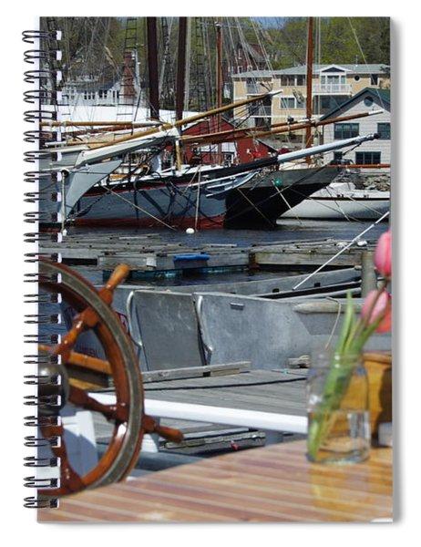 Camden Romance Spiral Notebook