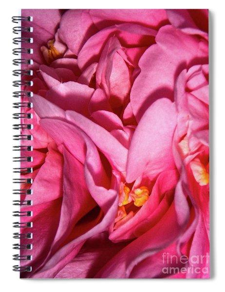 Camellia Close Spiral Notebook