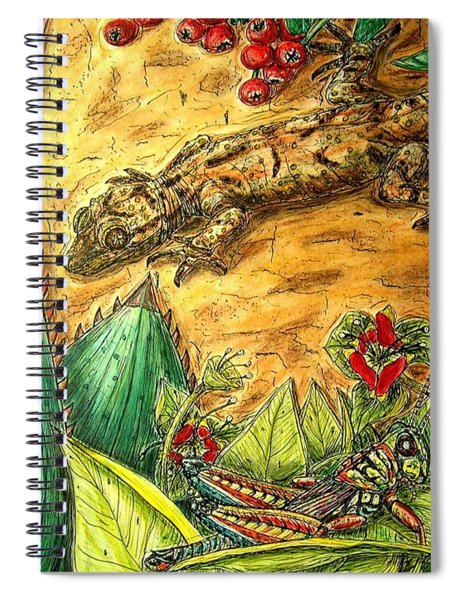 Camouflage...is It Working? Spiral Notebook