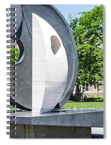 Campus Art Spiral Notebook
