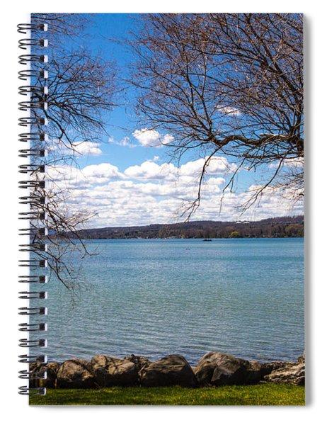 Canandaigua Spiral Notebook