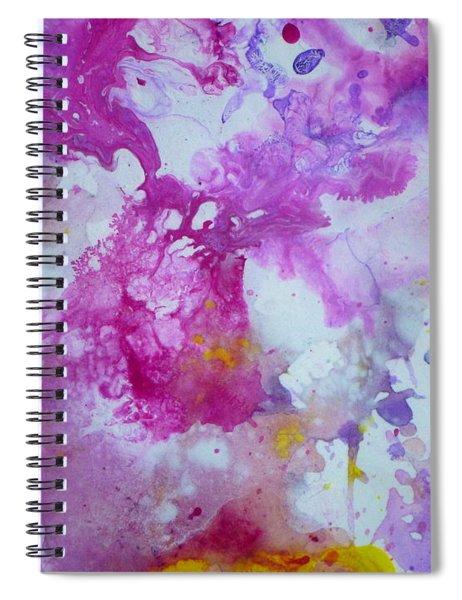Candy Clouds Spiral Notebook