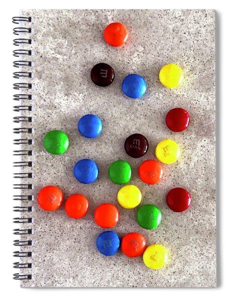 Candy Counter Spiral Notebook