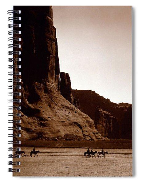 Canyon De Chelly 2c Navajo Spiral Notebook