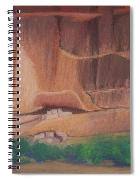 Canyon De Chelly Cliffdwellers #2 Spiral Notebook