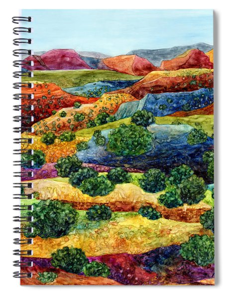 Canyon Impressions Spiral Notebook