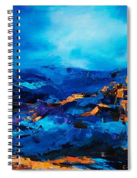 Canyon Song Spiral Notebook