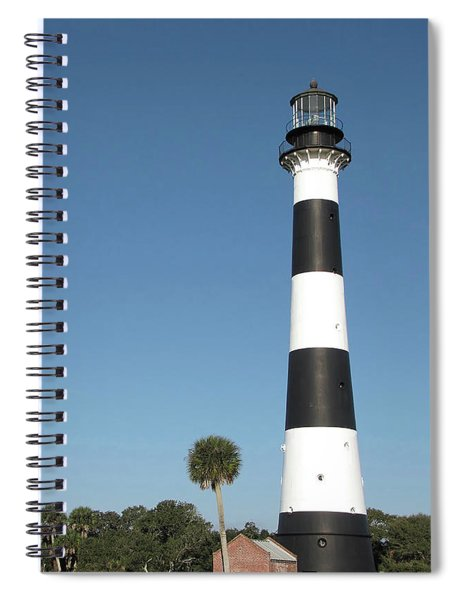 Cape Canaveral Lighthouse  Spiral Notebook