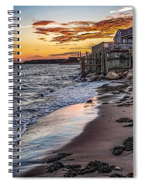 Cape Cod September Spiral Notebook