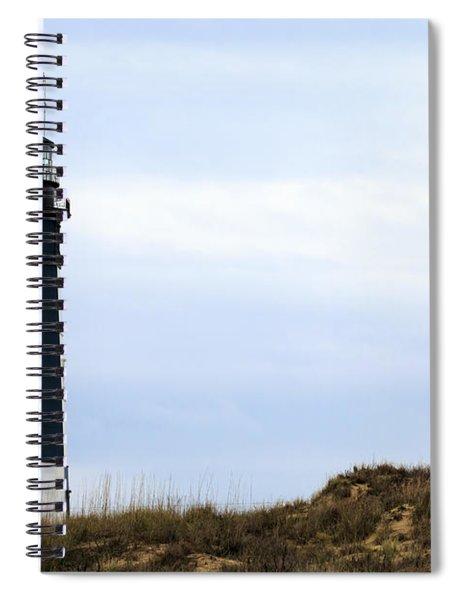 Cape Henry Lighthouse Spiral Notebook