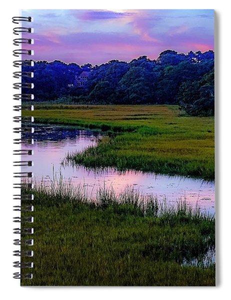 Cape Light Spiral Notebook
