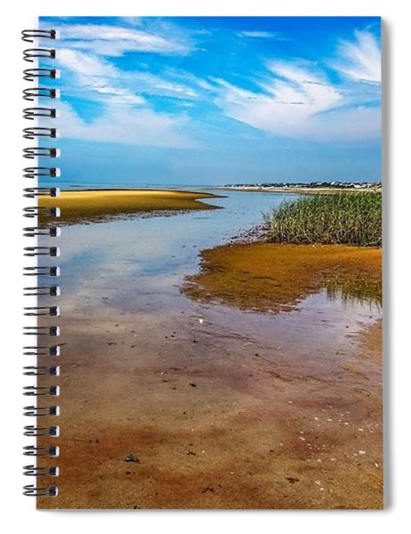 Cape Perspective Spiral Notebook