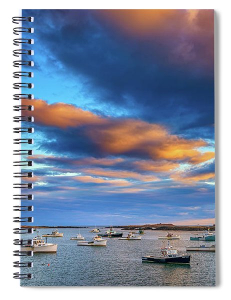 Cape Porpoise Spiral Notebook