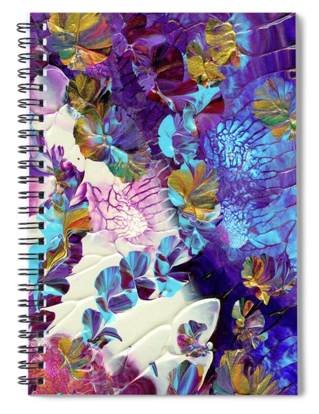 Captivating Spiral Notebook