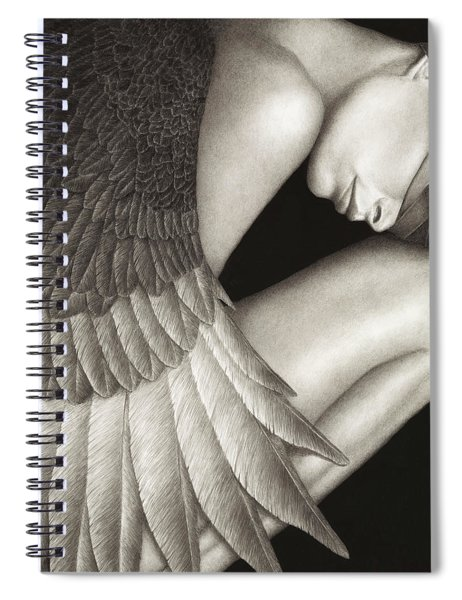Captivity Spiral Notebook