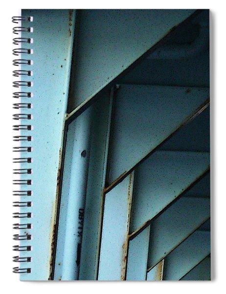 Car Ferry Spiral Notebook