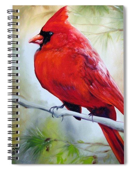 Cardinal 18 Spiral Notebook