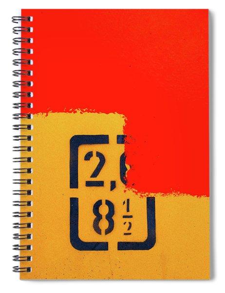 Cargo Spiral Notebook