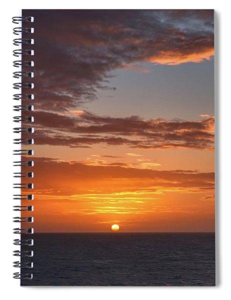 Caribbean Goodnight Spiral Notebook
