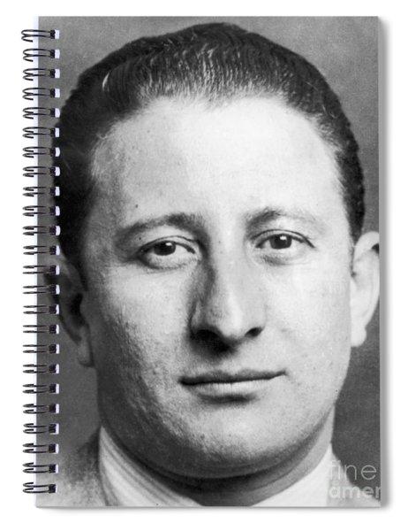 Carlo Gambino Spiral Notebook
