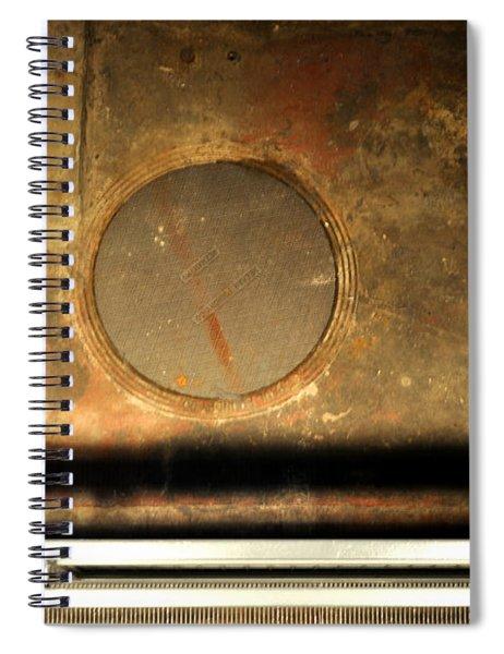 Carlton 15 - Square Circle Spiral Notebook
