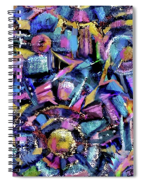 Carnivale Spiral Notebook