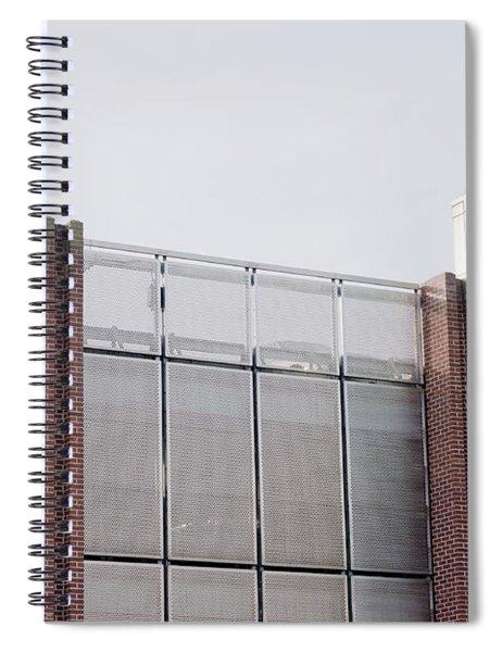 Carpark Spiral Notebook