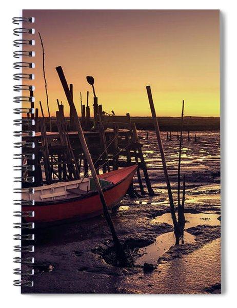 Carrasqueira Scenic Spiral Notebook